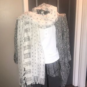 Accessories - Casual scarf